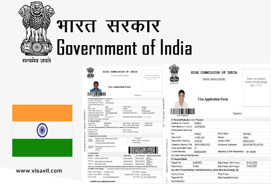 Indian Student Visa Application Form Requirements And Fees Visavit