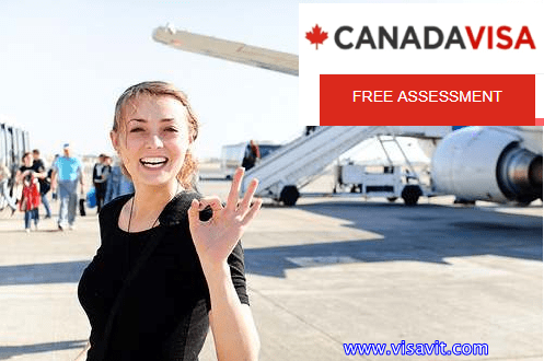 Canada Visa Lottery Application Form 2021/2022 image