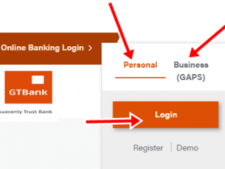 Transfer Money from GtBank to Other Banks image