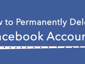 Delete Your Facebook image