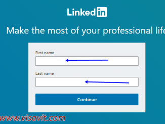 Register LinkedIn Account image