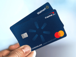 Walmart Credit Card image