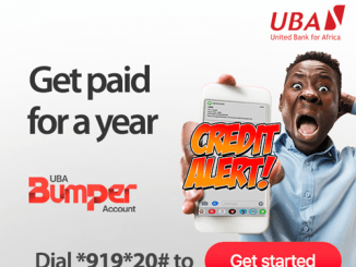 UBA Credit Card Login image