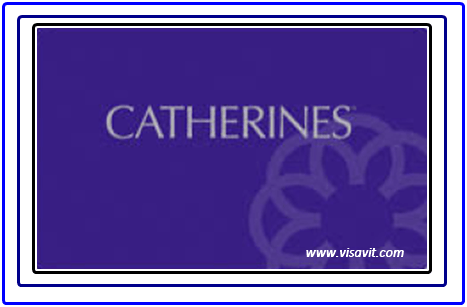 Catherines Credit Card image