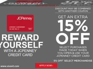 JCPenney Credit Card Login image