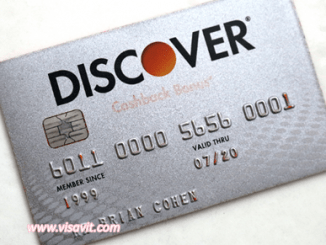 Discover Credit Card Application image