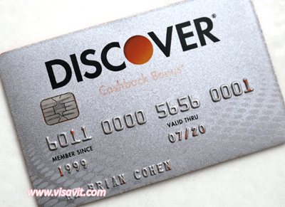 Discover Credit Card Application  Sign up for Discover Credit