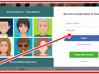 Post Your Avatar on Facebook image