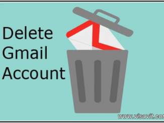 Delete Gmail a Account without Login image