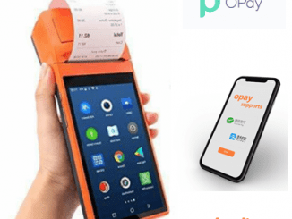 Opay POS Application form image