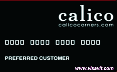 Pay Calico Credit Card image