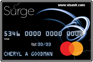 Apply for Surge Credit Card image