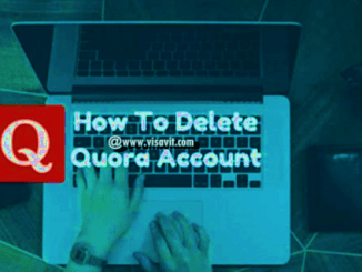 Delete Quora Account without Login image