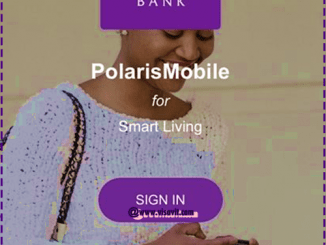 Polaris Bank Mobile Account Create Without ATM Card image