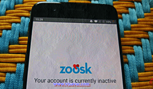 How to Remove Zoosk Profile image