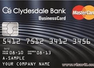 Clydesale credit card image