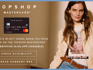 How to Apply for Topshop Credit Card image