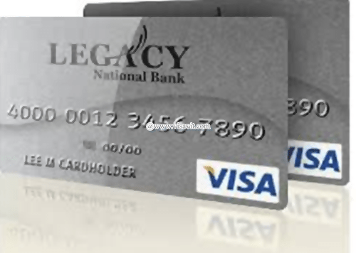 Legacy Credit Card Review image