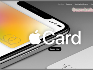 Login Apple Credit Card image