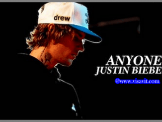 Download Anyone by Justin Bieber image
