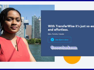 Register Transferwise Account image