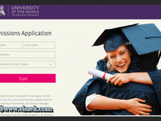 Fully Funded Axel Adler Scholarship Online Application image
