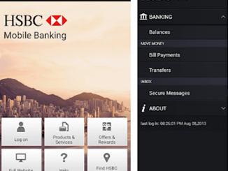 Download HSBC Bank App for iPhone image