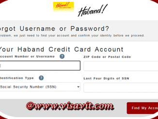 Sign In Haband Credit Card without Password image