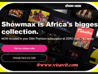 How to Subscribe Showmax image