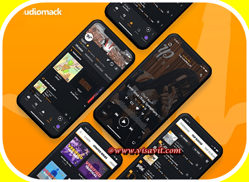 Download New Audiomack App image