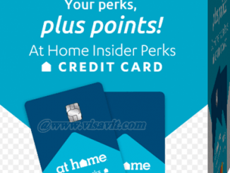 At Home Credit Card Payment Login image