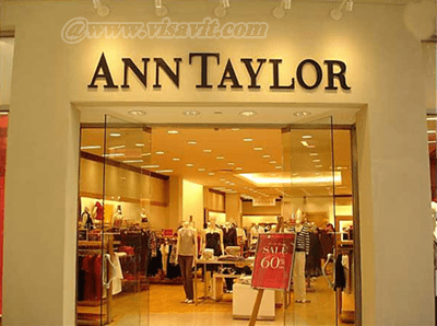 Login Ann Taylor Shopping Account without Password image